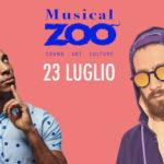 MusicalZOO 2017: Mudimbi e Frah Quintale per il gran finale del 23 Luglio